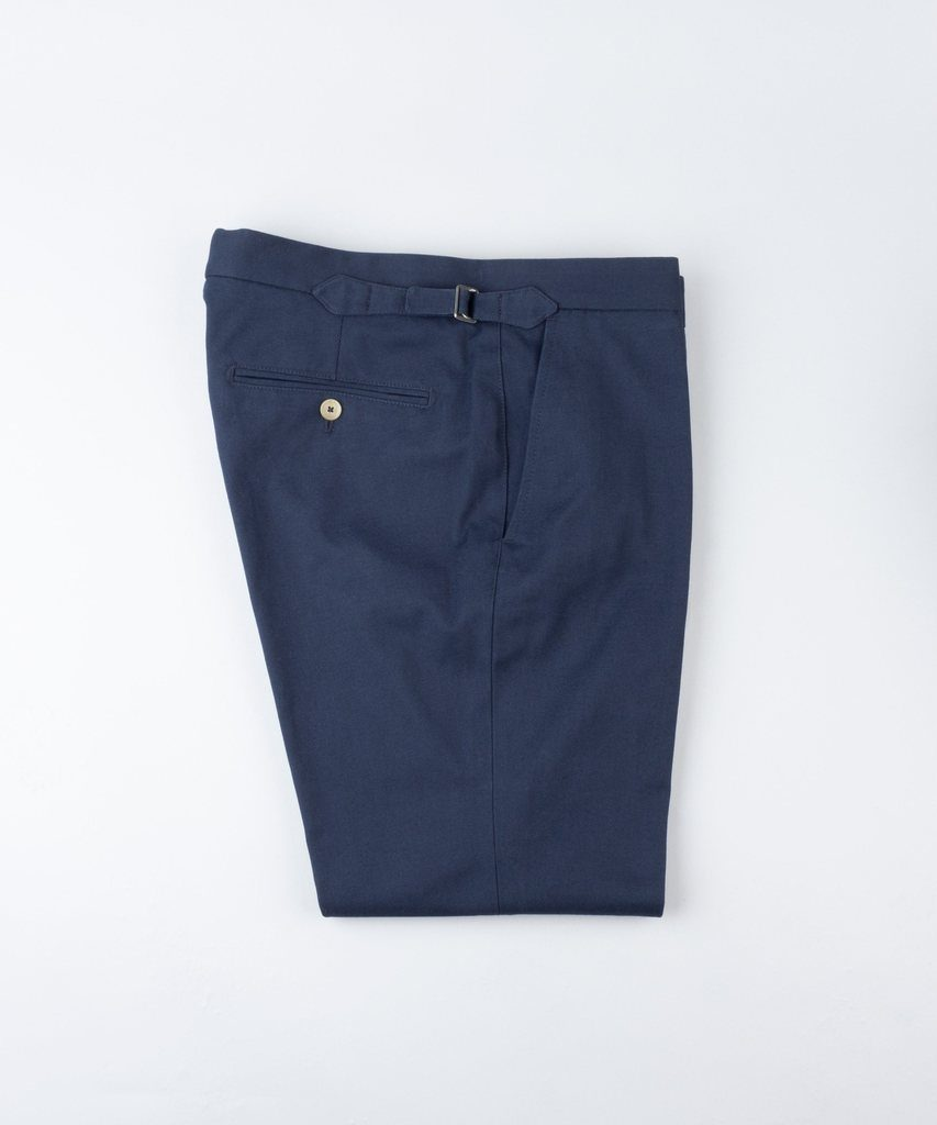 Trousers Panama Navy