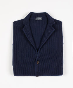 Heavy Knitted Cardigan