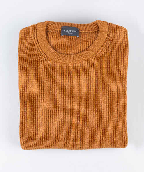 Heavy Ribbed Roundneck