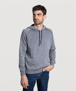 Knitted Hoodie
