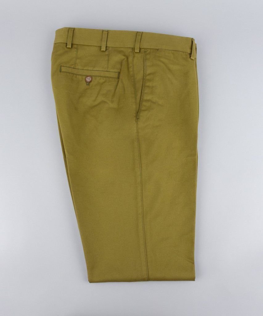 Trousers Twill Nato Green