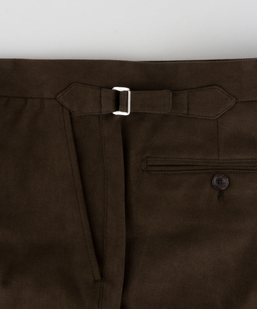 Heavy Twill Dinner Trousers