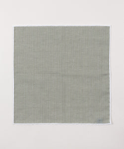 Linen Pocket Square Stripes