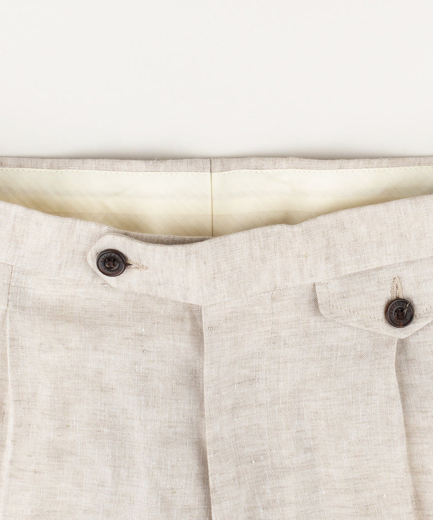 Formal Linen Dinner Trousers