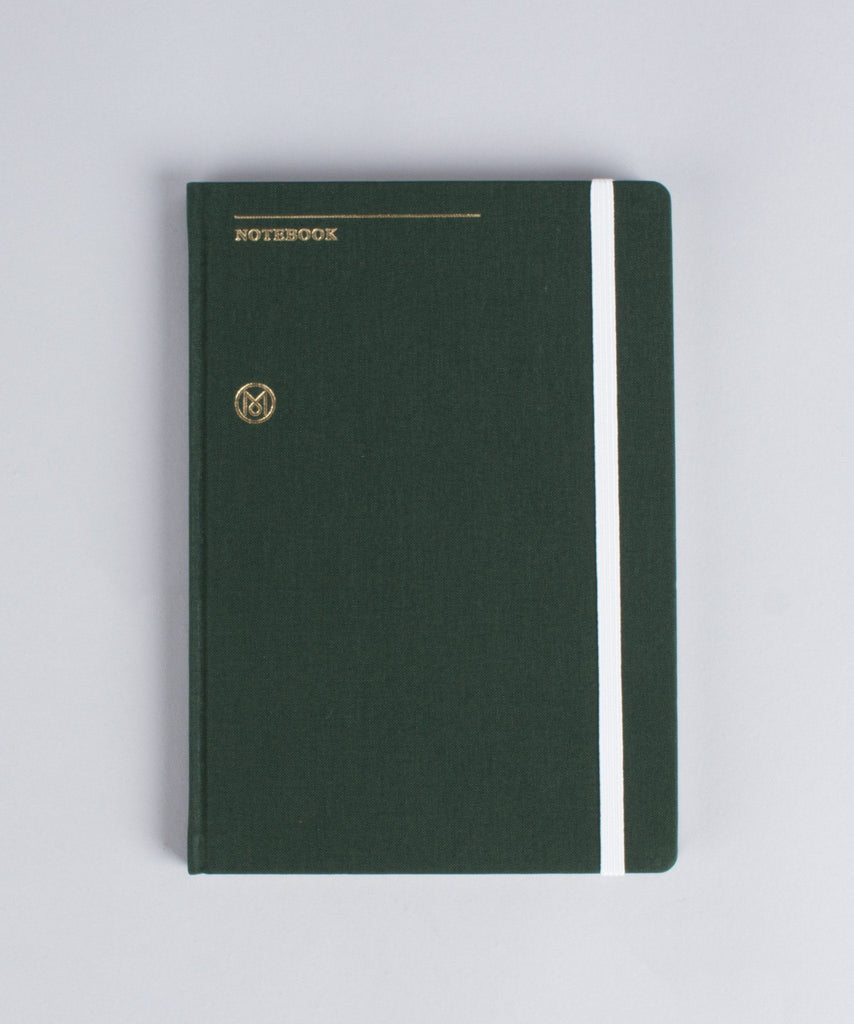 Monocle Classic Notebook Green - Pelikamo