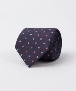 Flower Cotton Tie