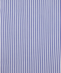 Travel Shirt Thin Stripes Blue