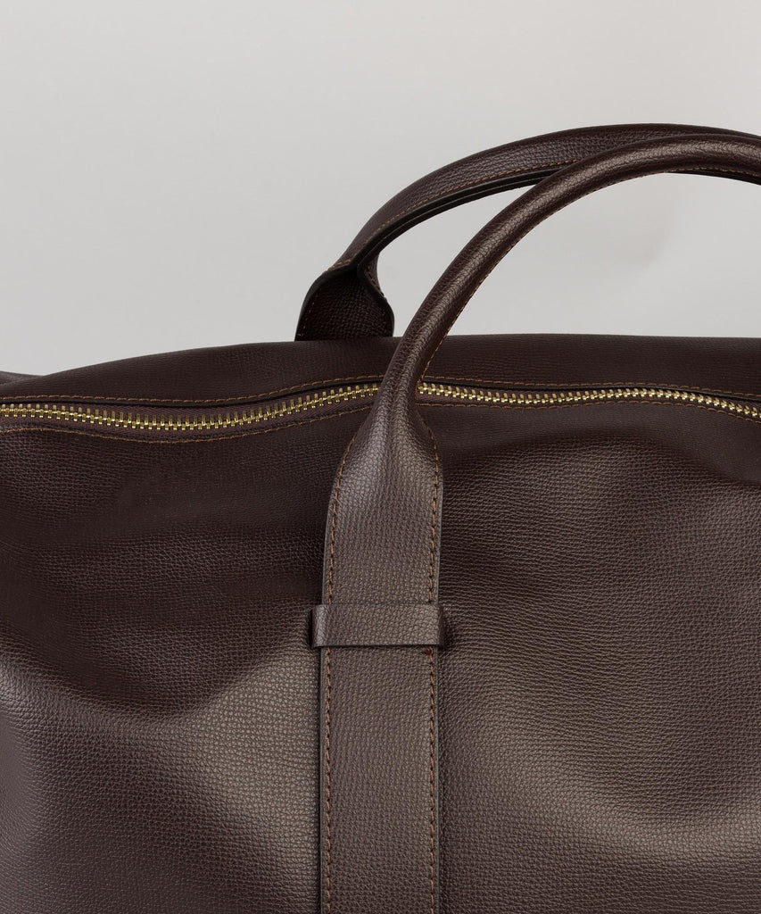 Leather Weekender - Pelikamo