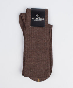 Wool Knee Socks - Pelikamo