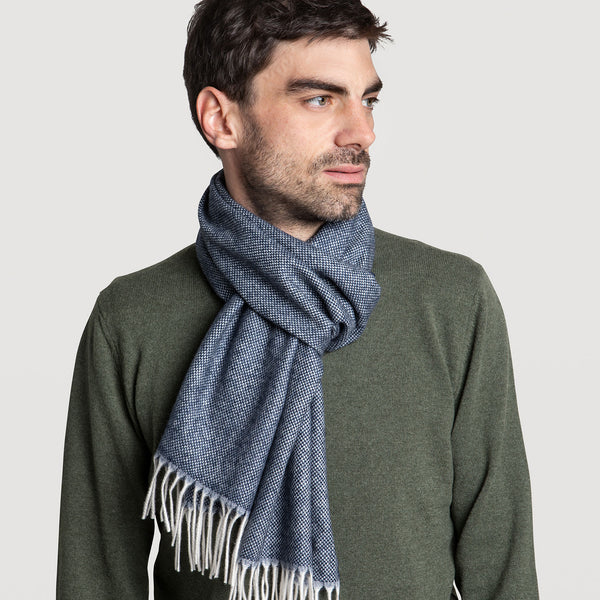 PinPoint Cashmere Scarf