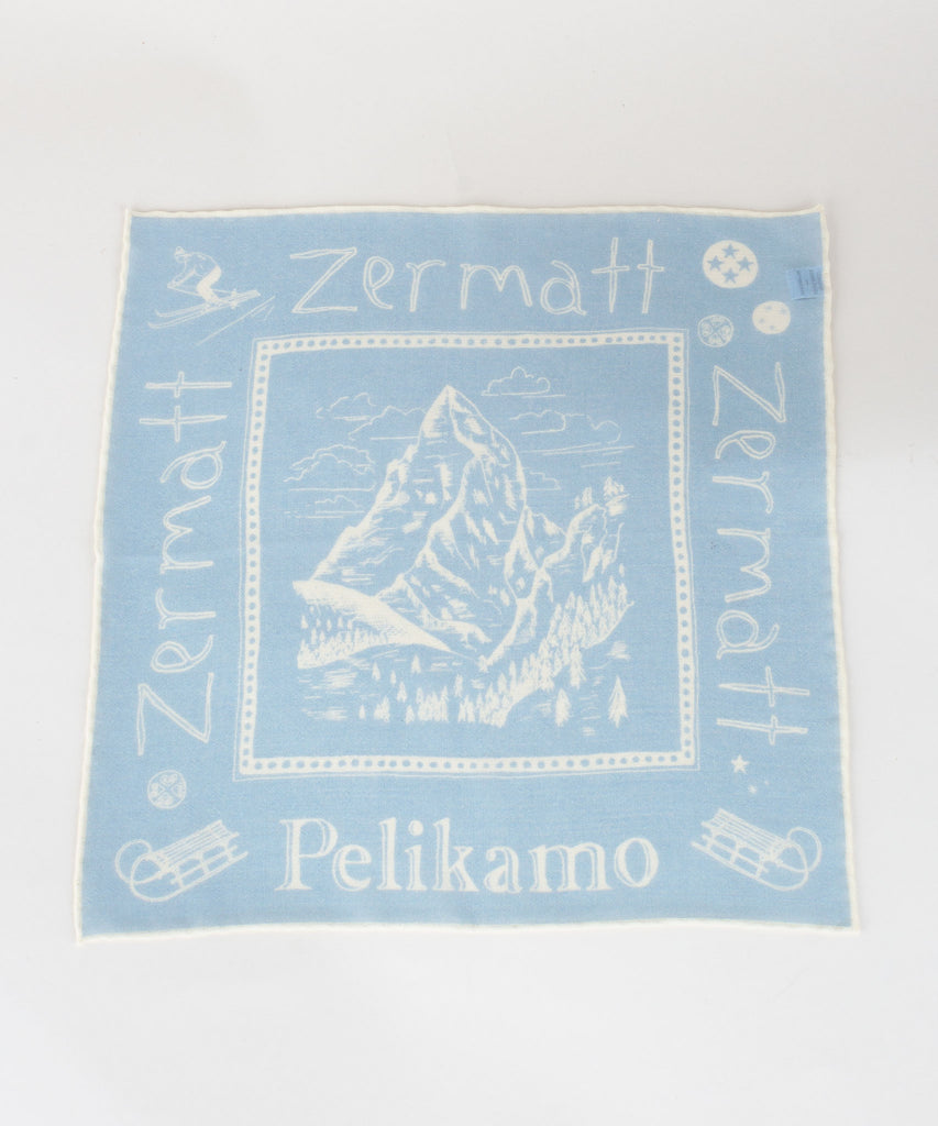 Pocket Square Zermatt