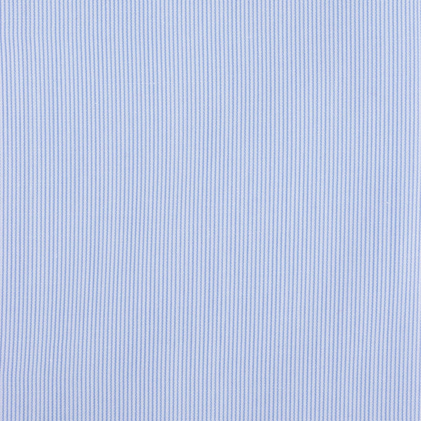 Shirt Thin Stripes Light Blue