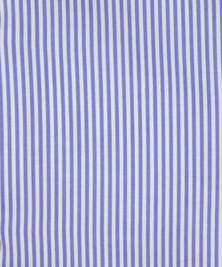 Travel Shirt Stripes Blue
