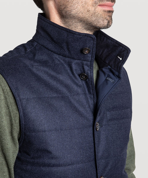 Urban Quilted Vest