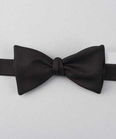 Bow Tie Shiny - Black