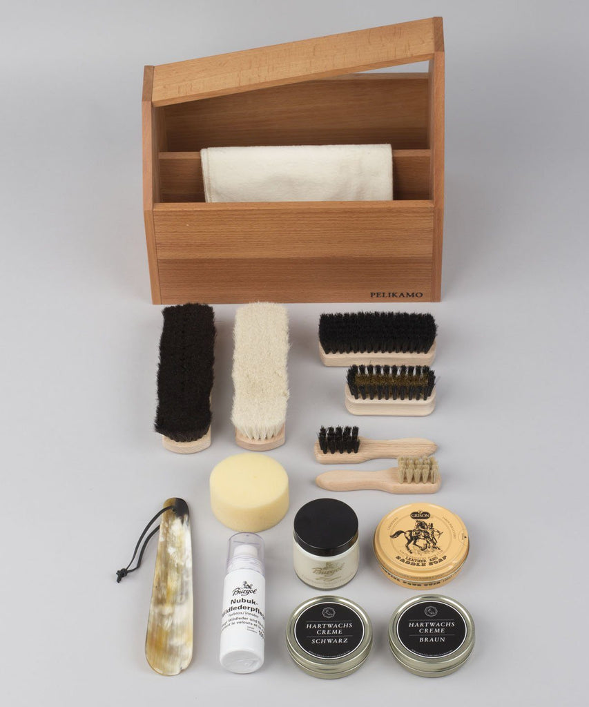 Pelikamo Shoe Cleaning Set - Pelikamo
