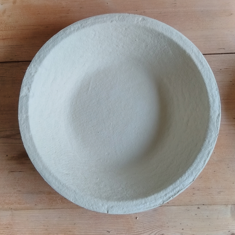 1Kg Smooth Round German-made Banneton, Brotform or Proving Basket