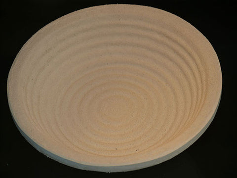 1Kg Round German-made Banneton, Brotform or Proving Basket