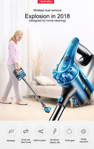 Cordless Hoover For Home- Office - Car & Pets
