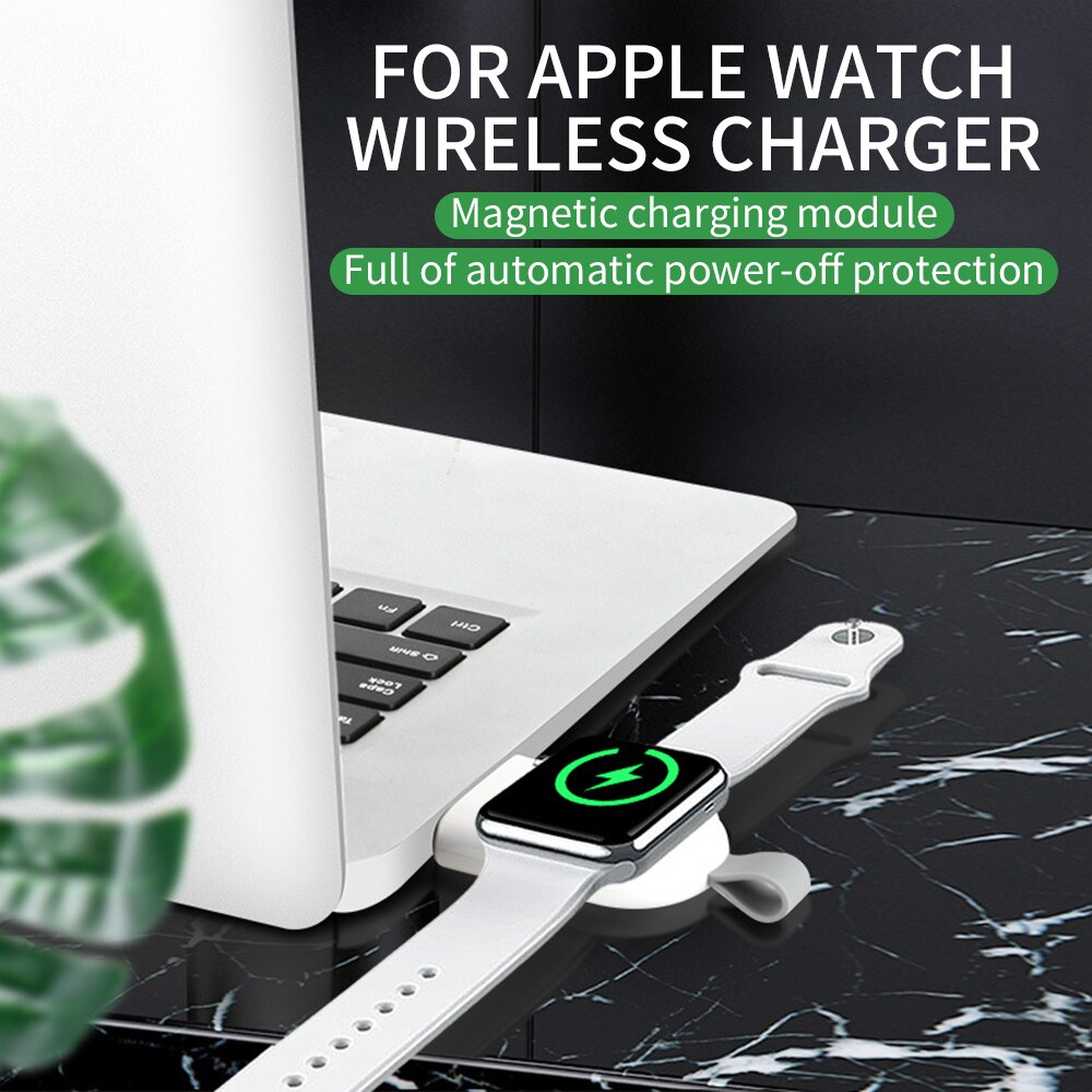 Knifty!™ Cordless Apple Watch Charger