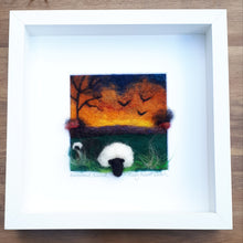 Load image into Gallery viewer, Homeward Bound - Original Needle Felted Art