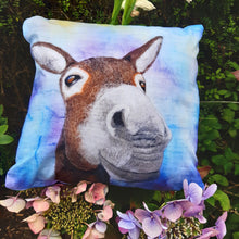 Load image into Gallery viewer, Rosie the Donkey - Cushion
