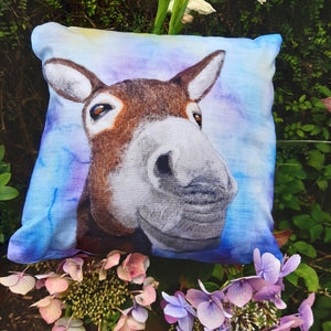 Rosie the Donkey - Cushion