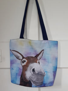 Rosie The Donkey - Tote Bag