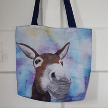 Load image into Gallery viewer, Rosie The Donkey - Tote Bag