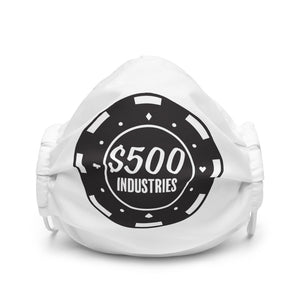 500 Industries Premium face mask