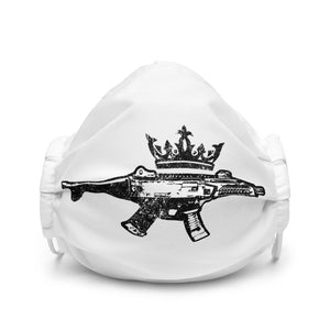 Scorpion Crown 9mm Premium face mask