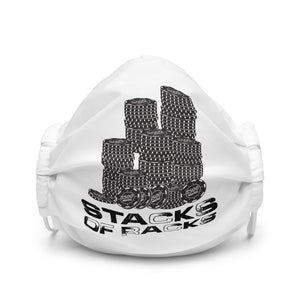 Stack Of Racks Premium face mask