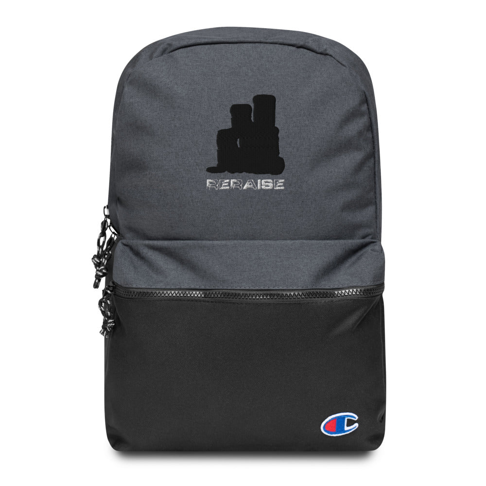 Reraise Embroidered Champion Backpack