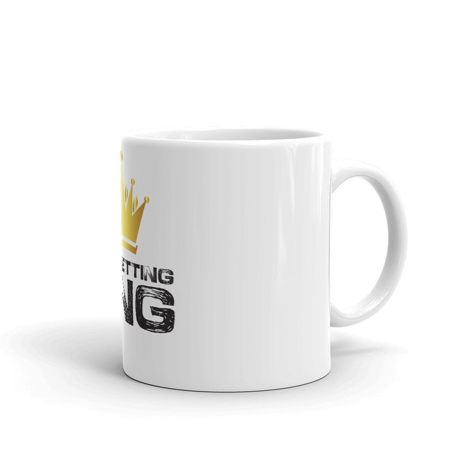 Live Betting King Mug