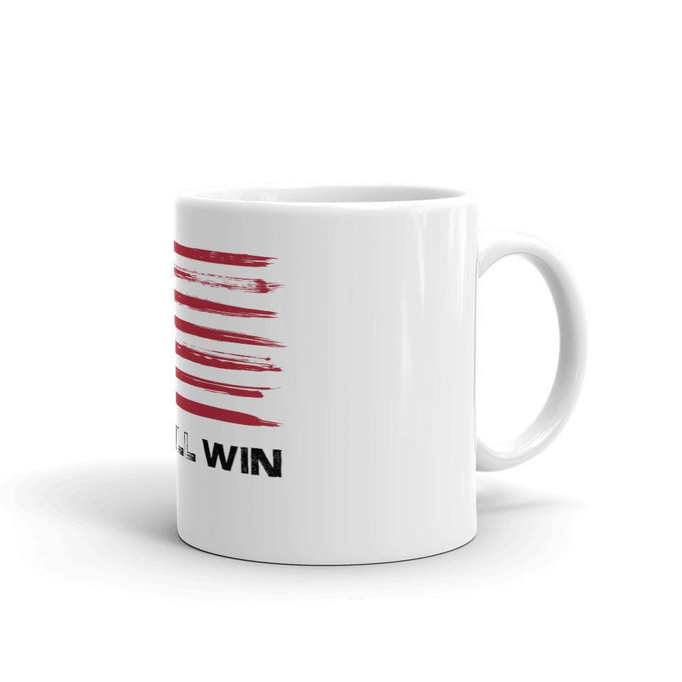 We Will Win Mug