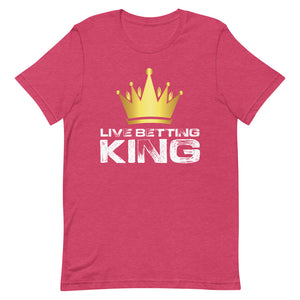 Live Betting King Woman's T-Shirt