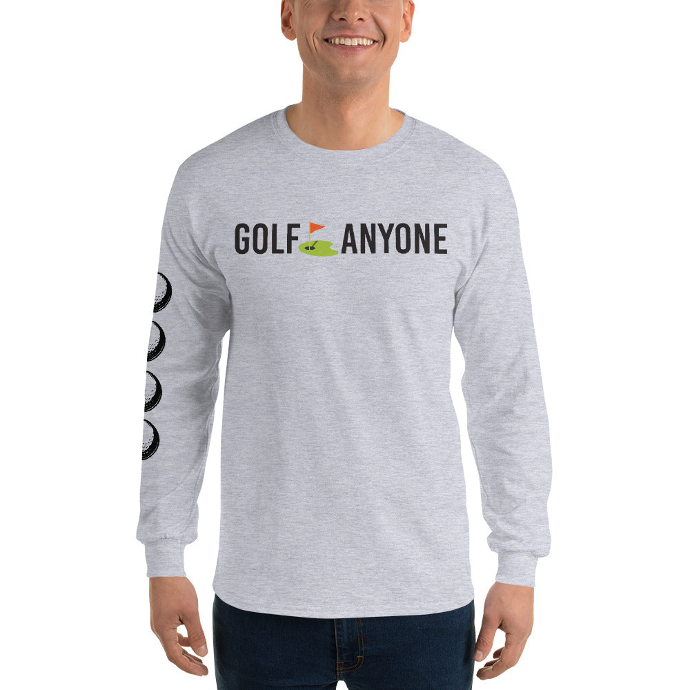 Golf Anyone Long T-Shirt