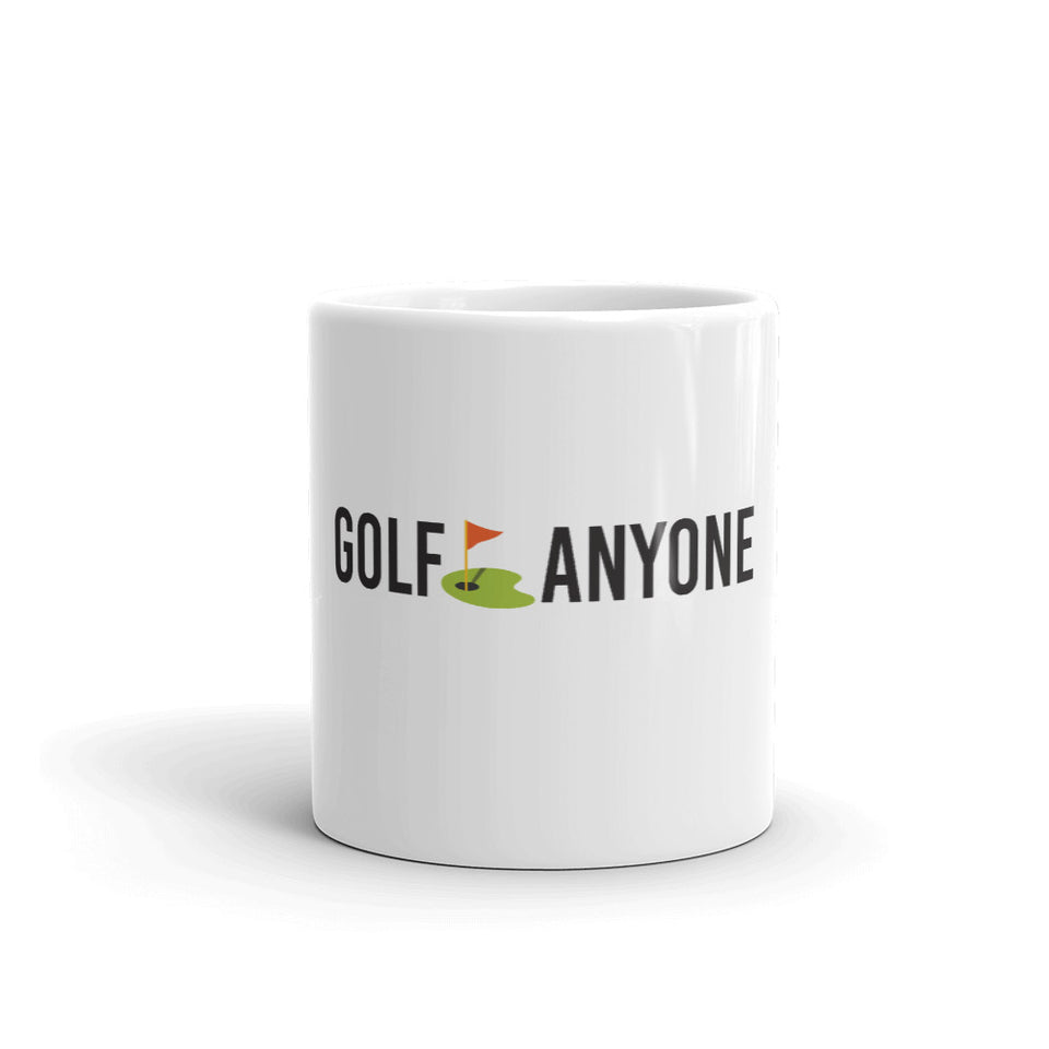 Golf Anyone Mug
