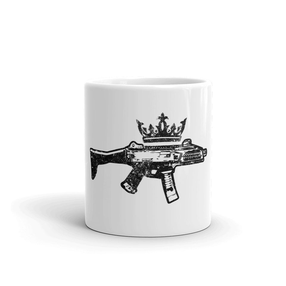 Scorpion Crown 9mm Mug