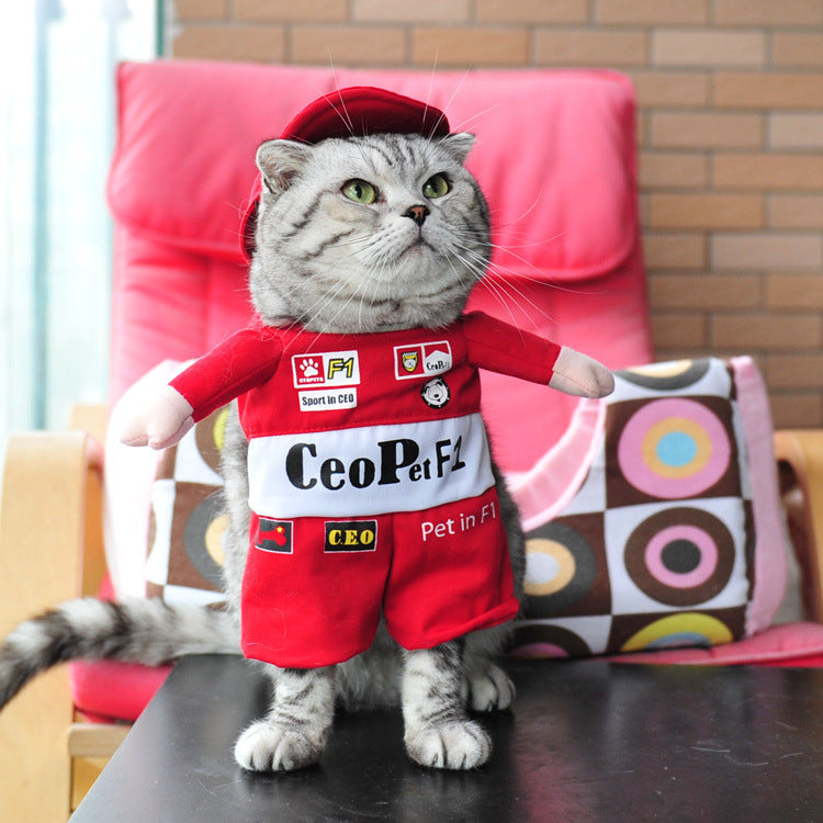 APETLOVE™ -Funny Pet Clothes Coat
