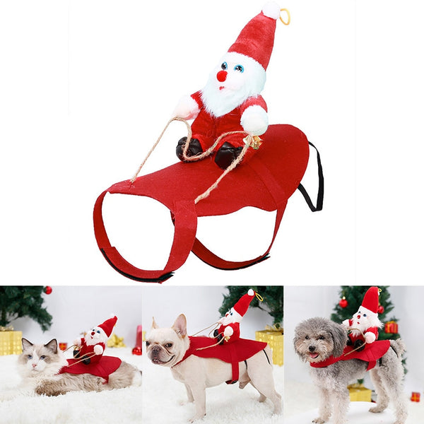 APETLOVE™-Dog Christmas Pet clothes
