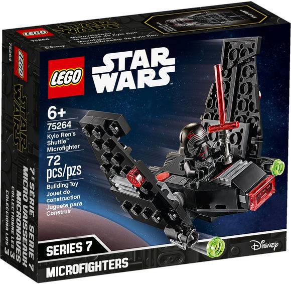 Kylo Ren's Shuttle Microfighter