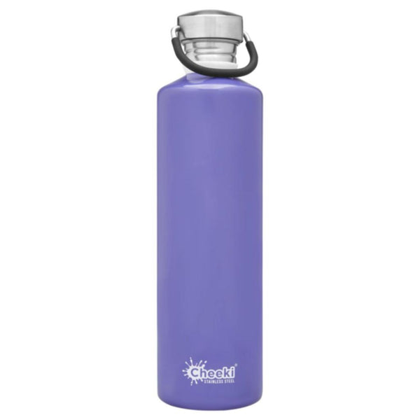 1L Classic Single Wall Bottle - in 5 colors