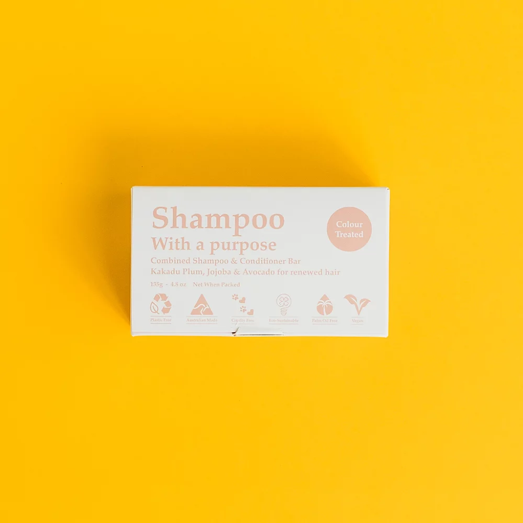 Shampoo With A Purpose - Colour Treated