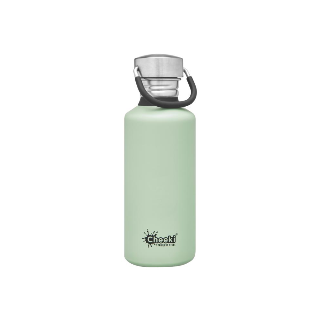 500ml Classic Single Wall Bottle - in 6 colors