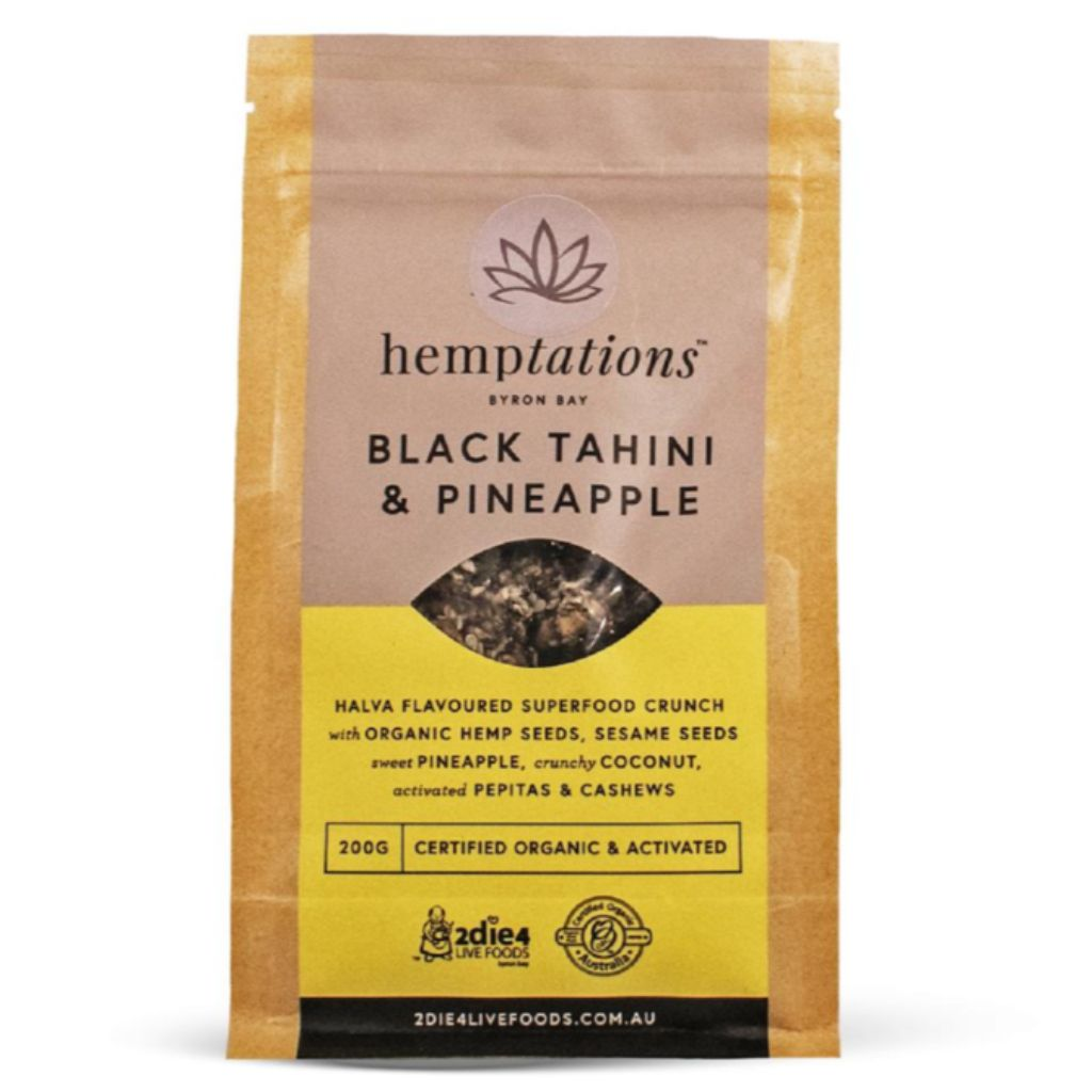 Activated Organic Hemptations
