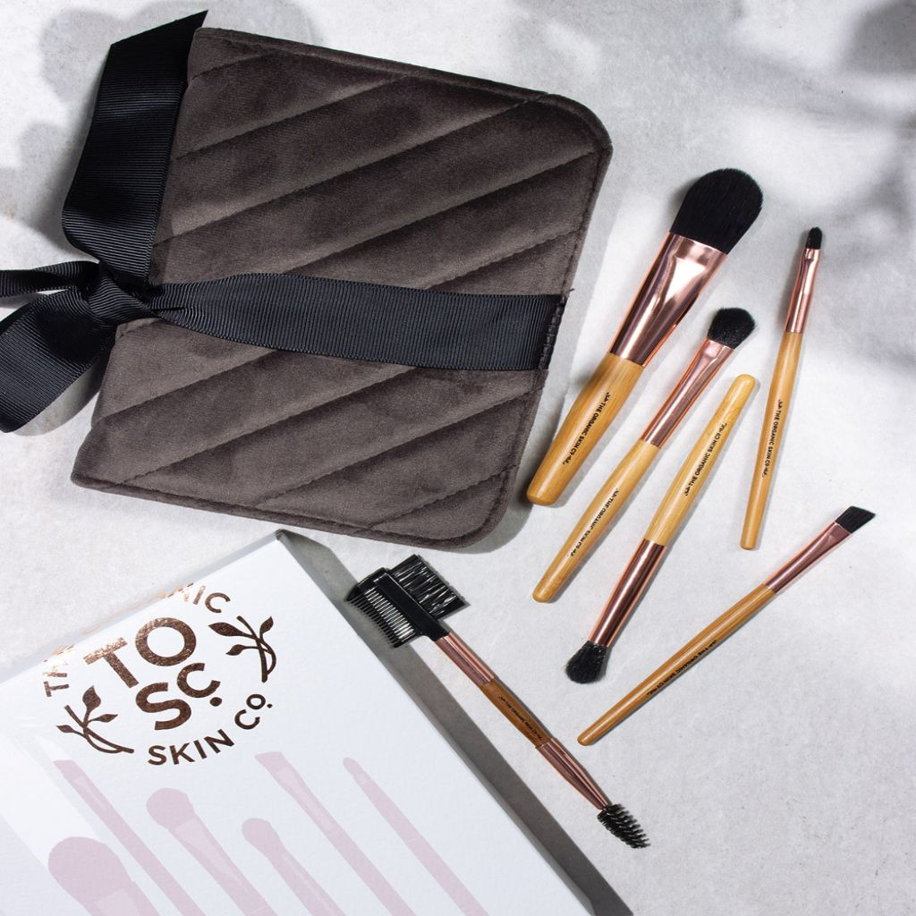 Jet Settin' - Travel Brush Set