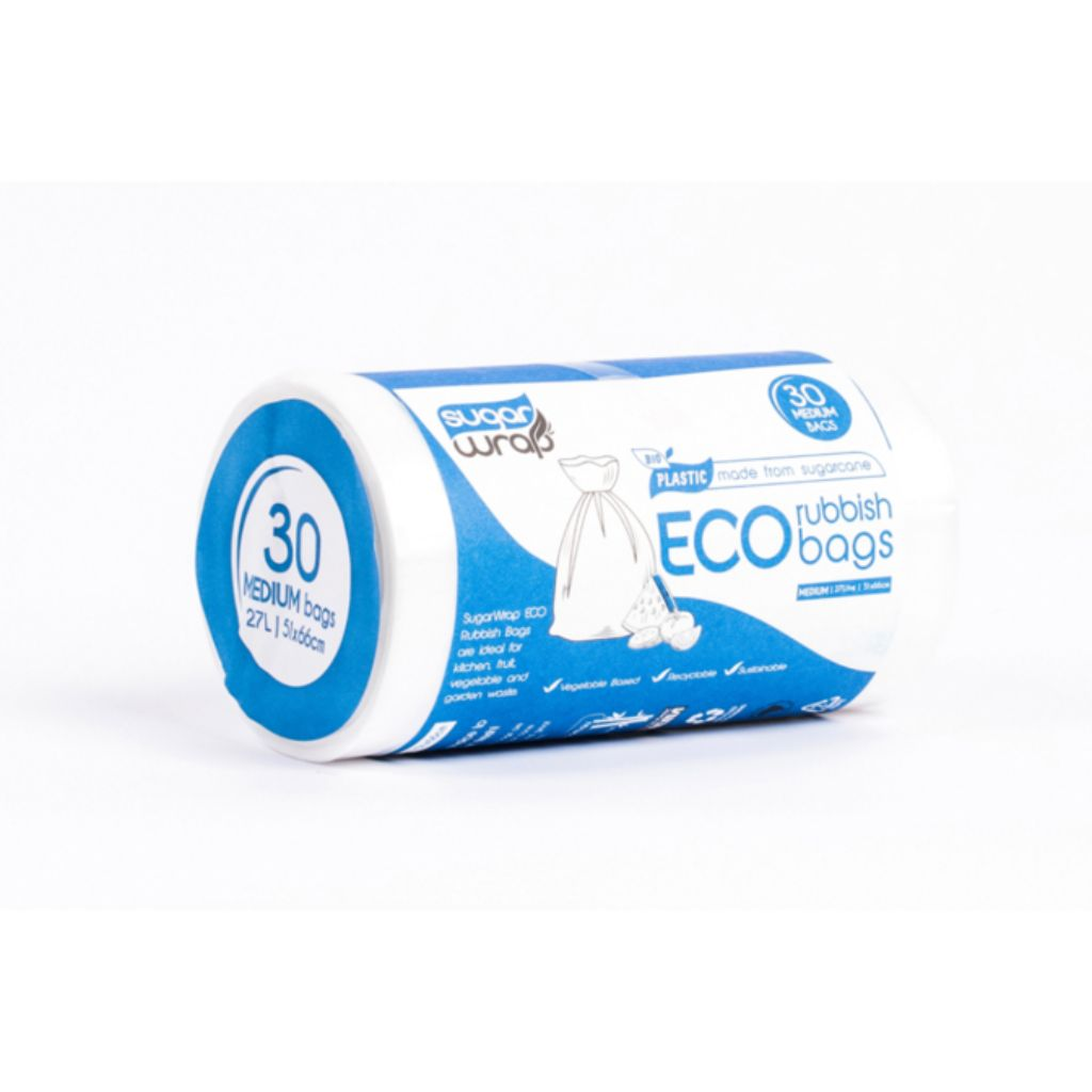 Eco Rubbish Bags – Medium