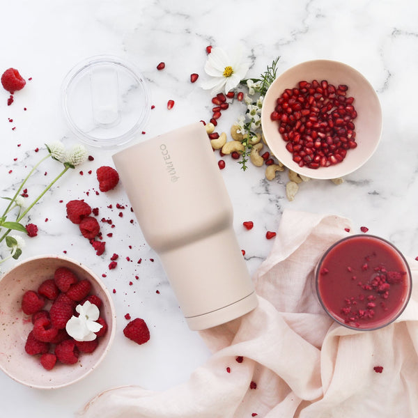 Insulated Tumbler Rose 887ml