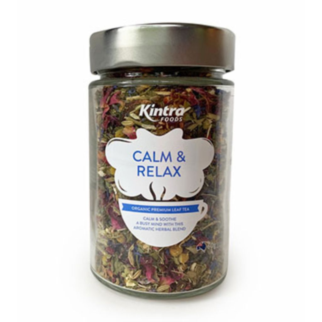 Calm & Relax -  Loose Leaf Tea